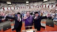 Prabowo-Sandi akan Bertemu SBY Sebelum Debat Capres