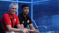 Tanpa Empat Pemain di Liga Champions Asia, Kolev Pusing