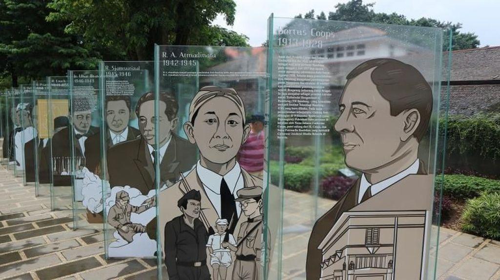 Belajar Sejarah Kekinian di Bandung