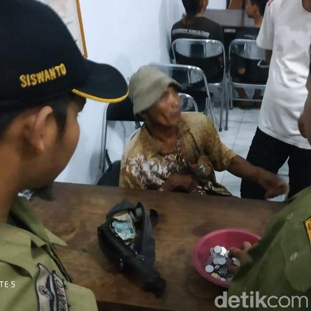 Video Pengemis Tajir yang Terjaring Razia di Pati, Hartanya Rp 1 M