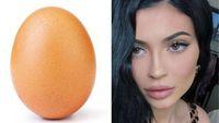 Foto Telur Ini Pecahkan Rekor Terbaru di Instagram, Dapatkan  37.5 Juta Likes