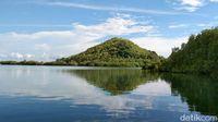 Pulau ini cantik kan? (Abdy Febriady/detikTravel)