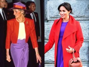 Jika Putri Diana Masih Hidup, Kate Middleton atau Meghan yang Jadi Favorit?