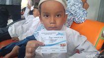 Ultah ke-54, Menteri Susi Gelar Sunatan Massal di Pangandaran