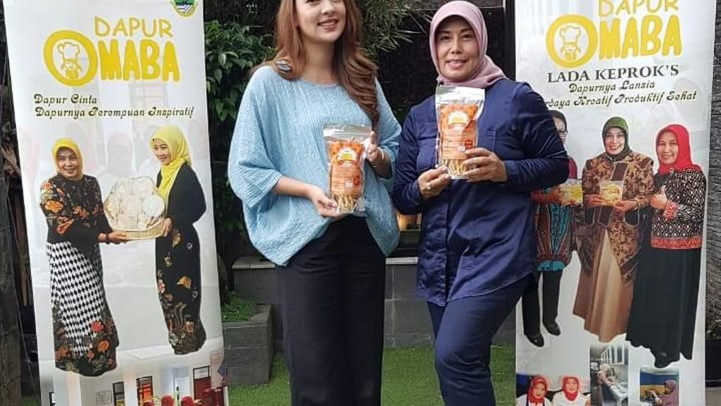Perjuangan Vita, Ojek Makanan Bayi Perangi Gizi Buruk di Bandung