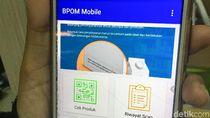 BPOM Luncurkan QR Code Produk Makanan Tahun Ini, Begini Cara Pakainya