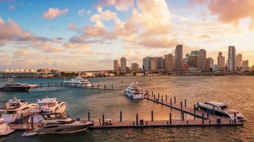 Foto: 10 Kota Dunia yang Paling Sering Dinyanyikan