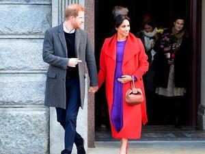 Gaya Jadul Putri Diana yang Kini Mirip Meghan Markle