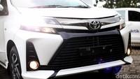 Wow! Toyota Avanza Veloz Bakal Punya Varian GR, Ini Bocorannya