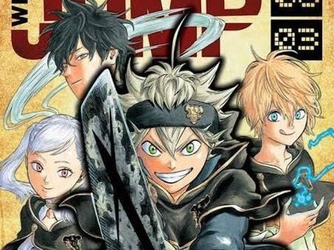 Manga 'Black Clover'