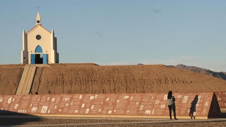 Museum Aneh di Pusat Dunia yang Disiapkan Bertahan Hingga Tahun 6000