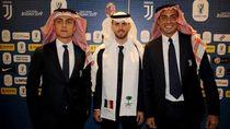 Gaya Pemain Juventus dan AC Milan Pakai Sorban di Arab Saudi