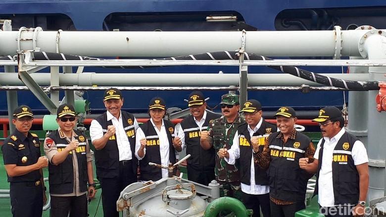 Sinergi Menteri-Penegak Hukum, Luhut: Indonesia Tak akan Punah