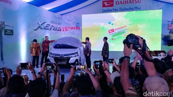 Daihatsu meluncurkan Xenia 2019