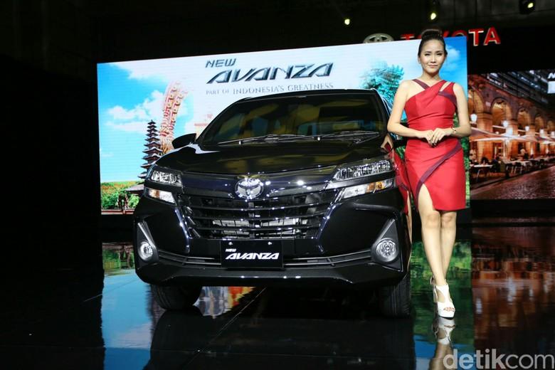 Toyota Avanza 2019. Foto: Agung Pambudhy