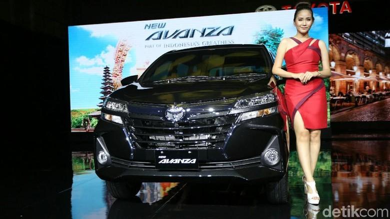 Toyota Astra Motor meluncurkan Avanza dan Veloz 2019 di Jakarta Pusat Foto: Agung Pambudhy