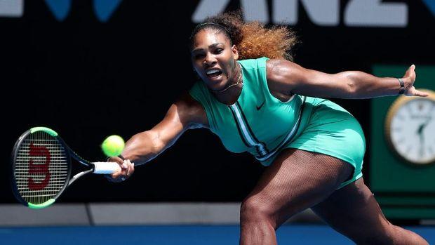 Venus Williams hadapi Alize Cornet di babak kedua Australia Terbuka.