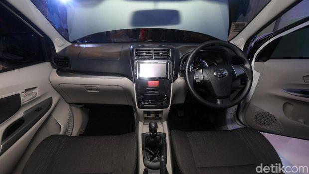 Interior Daihatsu