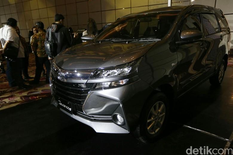 Toyota Avanza 2019 / Foto: Agung Pambudhy