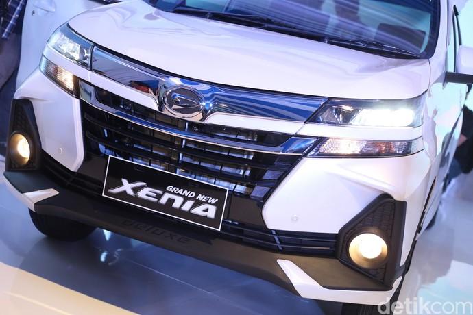 Akhirnya, Daihatsu Resmi Luncurkan Grand New Xenia