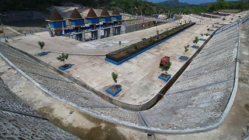 Ada Bendungan Rotiklot, Warga NTT Bisa Ekspor Buah Ke Timor Leste