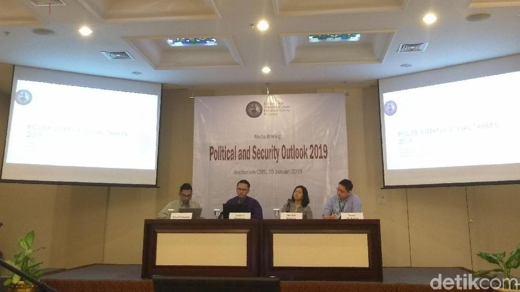 CSIS: Indonesia Bakal Sibuk Urusi Rohingya di Dewan Keamanan PBB