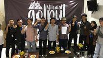 Kecewa Pilpres 2019, Sekelompok Mahasiswa Deklarasi Milenial Golput