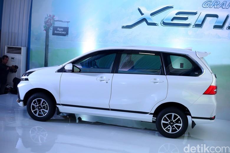 Mobil baru Daihatsu Xenia. Foto: Ari Saputra