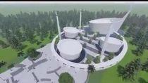 Ridwan Kamil Usung Tema Tawaf untuk Desain Islamic Center