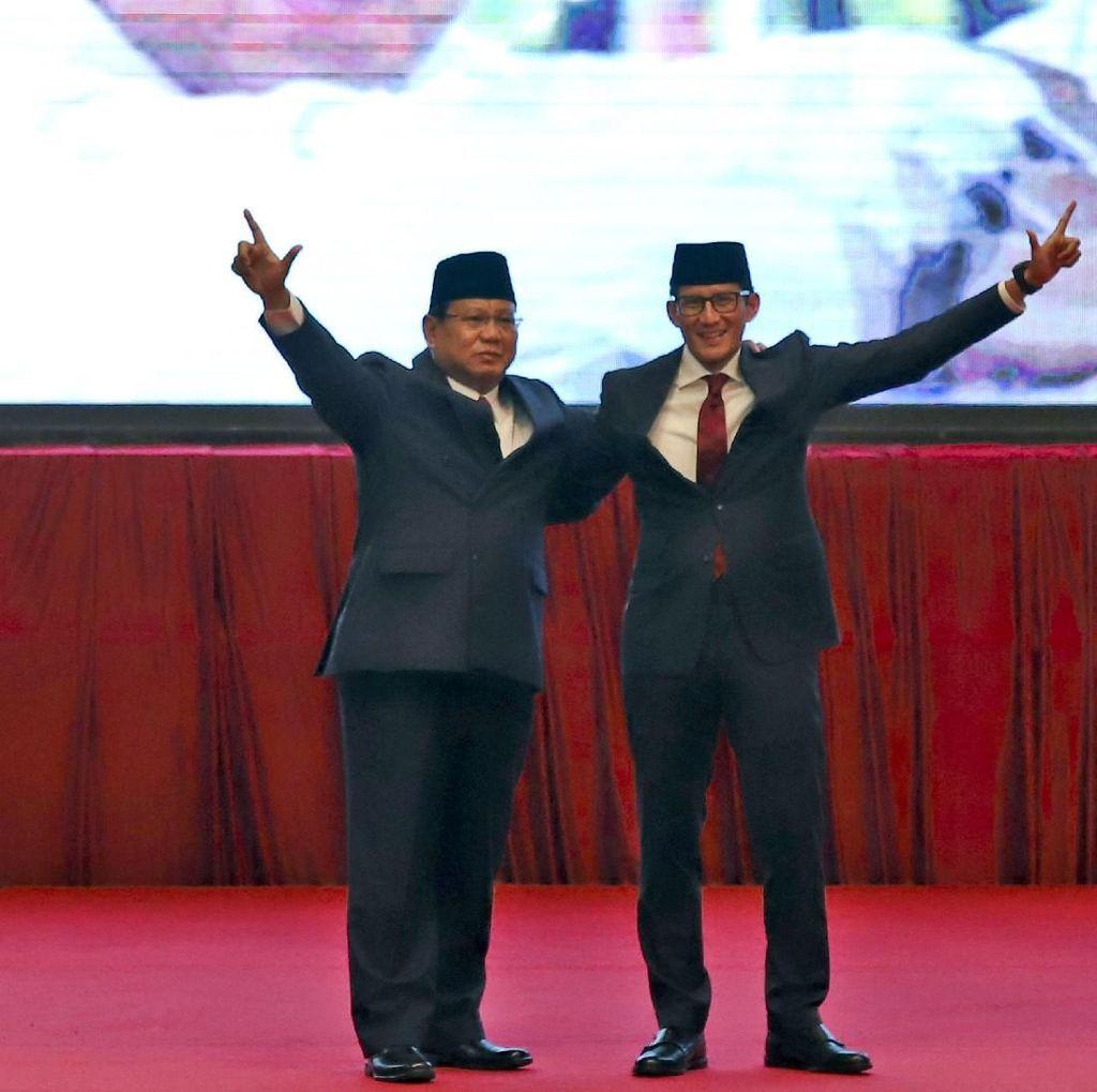Sandi Ungkap Ada Usul Serang Personal di Debat, tapi Ditolak Prabowo
