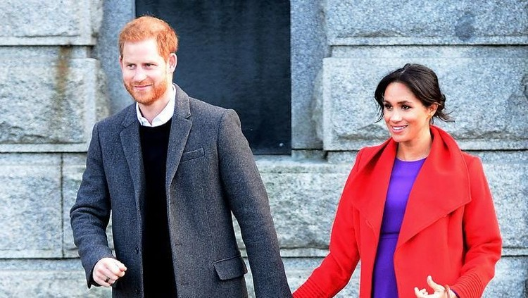 Sst! Jenis Kelamin Bayi Pangeran Harry dan Meghan Markle Terungkap?