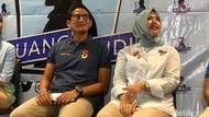 Sebut Milenial di Tangerang Sulit Cari Kerja, Sandi Janjikan Solusi