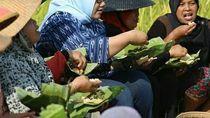 Prabowo Sebut Sragen Sulit Air, Bupatinya Bergaya Santai Saat Kulineran