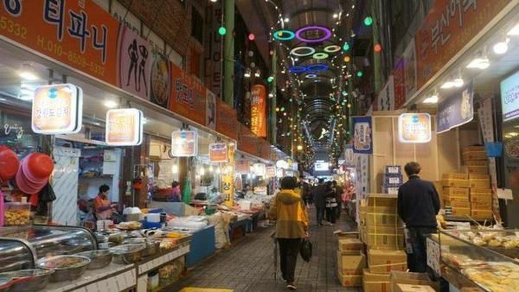 Ke Busan, Jangan Sampai Melewatkan Destinasi Wisata Kuliner Malam Ini