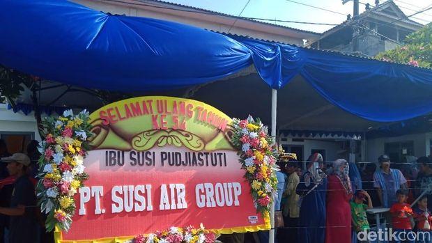 Hari Jadi ke-54, Menteri Susi Gelar Sunatan Massal di Pangandaran
