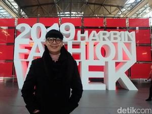 Desainer Priyo Oktaviano Akan Gelar Fashion Show di Harbin, China