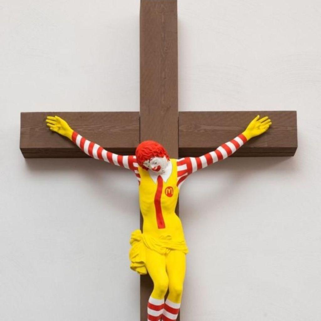 Picu Kemarahan Umat Kristen di Israel, Patung McJesus Diturunkan