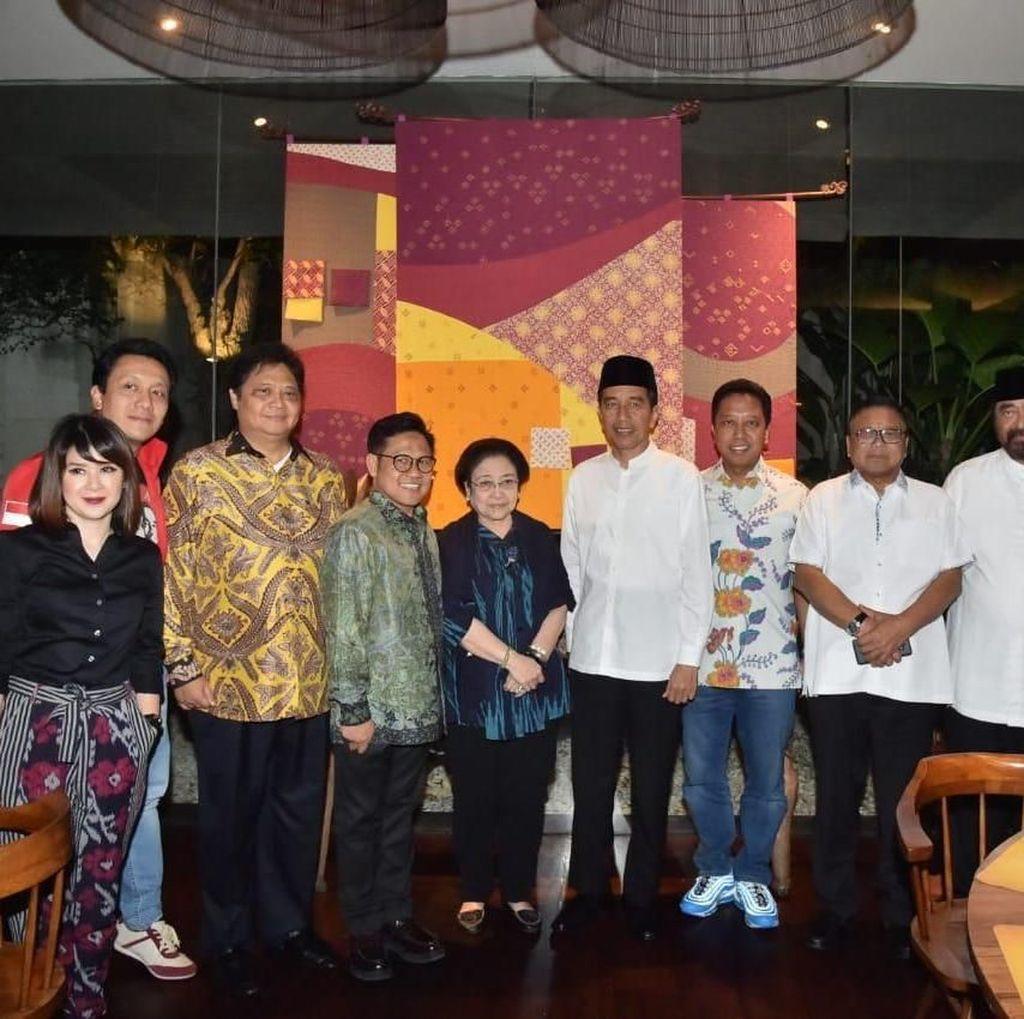 Jelang Debat, Grace Yakin Jokowi Ungguli Prabowo