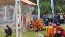 Pemkot Balikpapan & Pertamina Gelar Simulasi Agar Tak Panik Hadapi Bencana