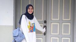 Zaskia Adya Mecca Pilih Habiskan Ramadan Tahun Ini di Yogyakarta