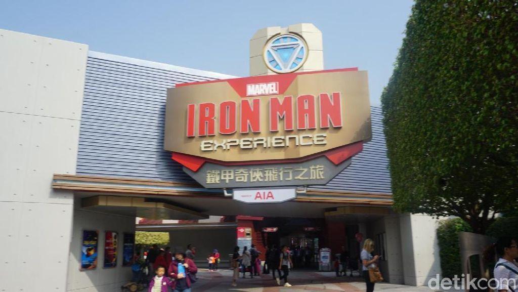 Ikut Perang Bareng Iron Man Seperti di Film, Bisa!