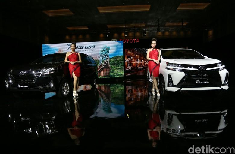 Toyota Avanza model 2019 Foto: Agung Pambudhy
