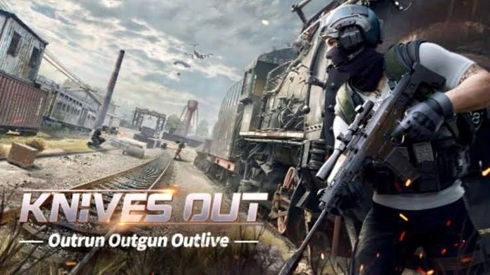 Pendapatan Knives Out disebut paling banyak di antara game battle royale lain di perangkat mobile. (Foto: dok. Knives Out/NetEase)