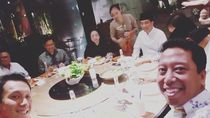 Jokowi dan Ketum Parpol Koalisi Bahas Debat Pilpres Perdana