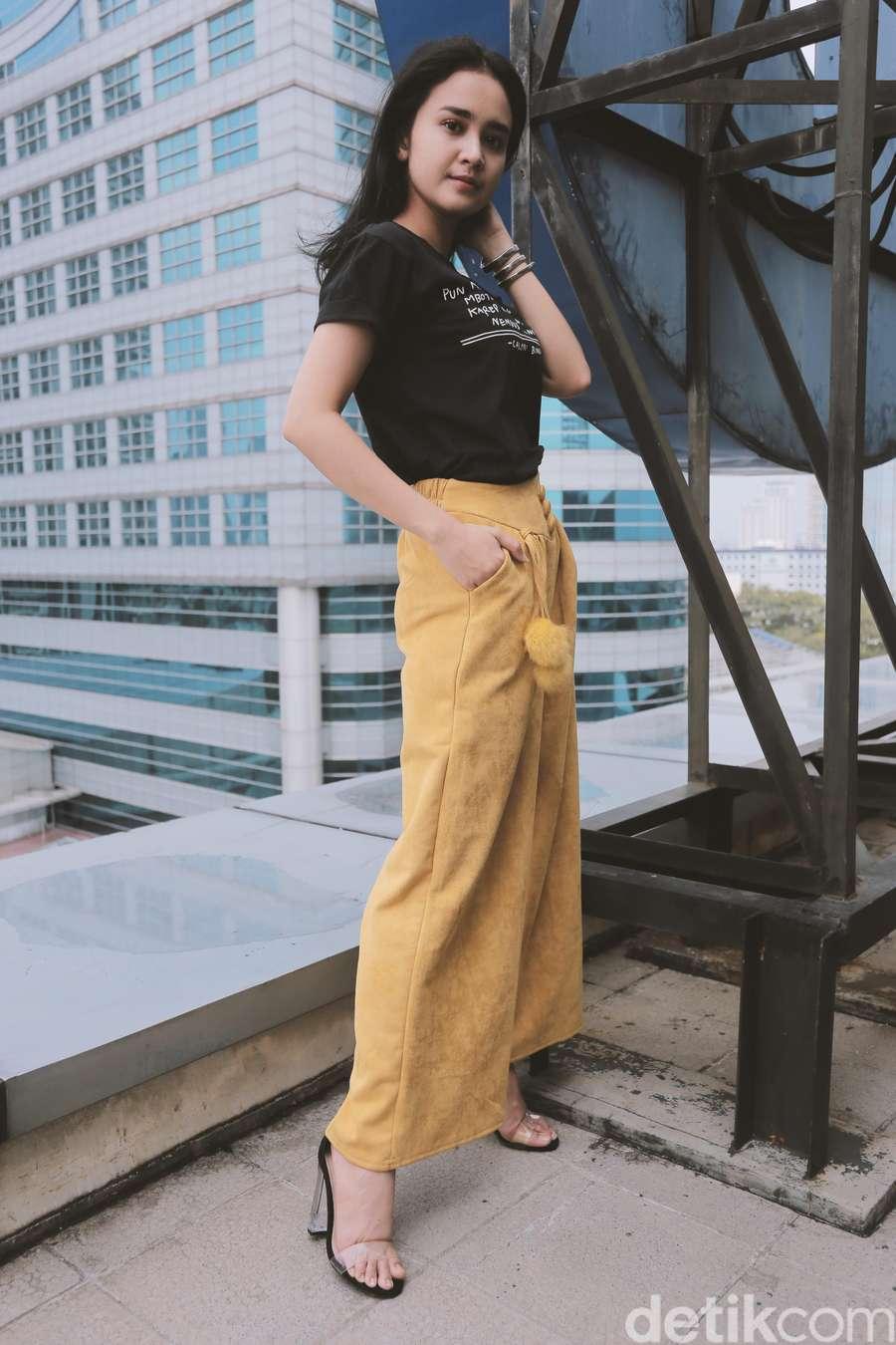 Si Cantik Michelle Ziudith yang Lagi Cari Pacar