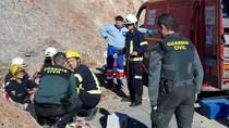 Bocah 2 Tahun di Spanyol Jatuh ke Sumur Sedalam 109 Meter