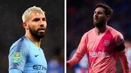 Starting XI Yaya Toure: Ada Aguero dan Messi