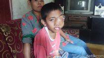 Semangat Bocah Padalarang Melawan Tumor Sinonasal