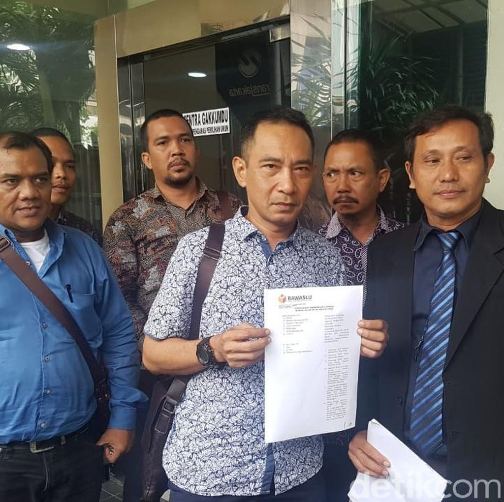 Prabowo-Sandiaga Dilaporkan Soal Penyampaian Visi Misi di TV