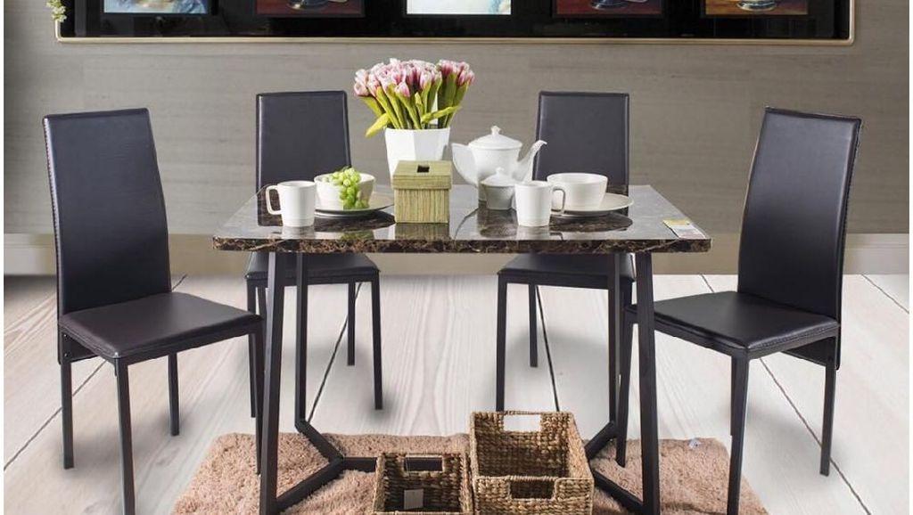 Nggak Pakai Boros, 5 Produk Ini Bisa Mempercantik Ruang Makan